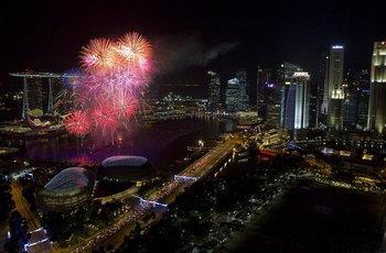 มารีน่า เบย์, สิงคโปร์