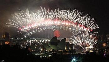 กรุงซิดนีย์, ออสเตรเลีย