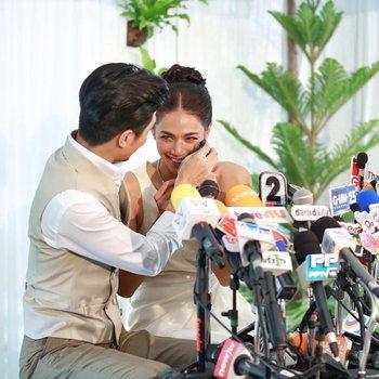 นุ่น ท็อป แต่งงาน