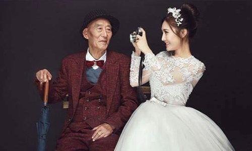 คนสำคัญที่สุดในชีวิต สาววัย 25 เป็นเจ้าสาวให้ปู่แท้ๆ วัย 87