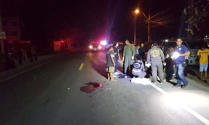 ทนายรุ่นใหญ่ไปไม่ถึงงานศพเพื่อน เดินข้ามถนน ถูกรถชนดับแล้วหนี