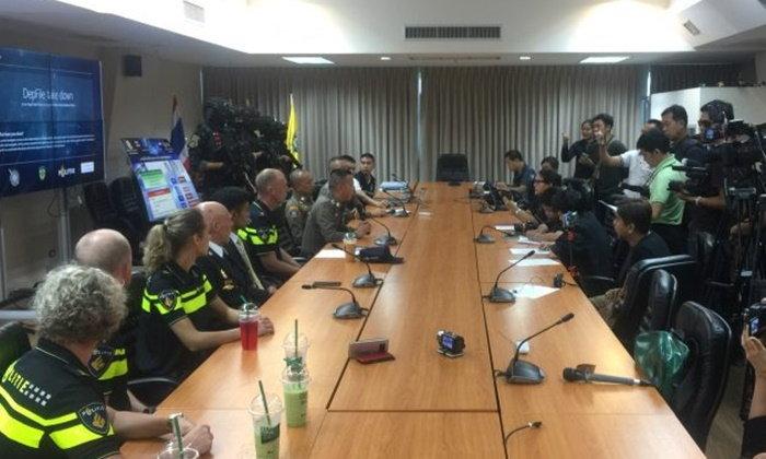 ตำรวจไทยจับฝรั่งเผยแพร่ภาพลามกเด็ก ทำรายได้ 123 ล้านบาทต่อปี