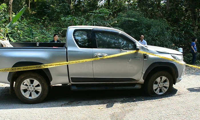 ตำรวจอนุมัติออกหมายจับ 4 ผู้ต้องหา ยิงกำนันตำบลปอ