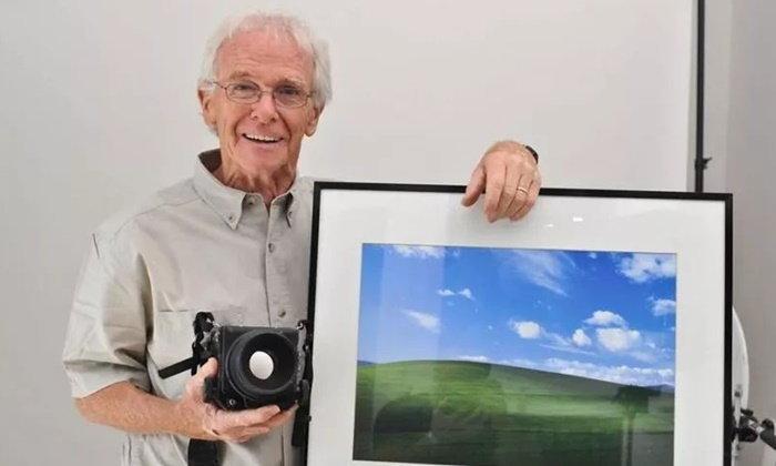 ผู้ชายคนนี้คือเจ้าของภาพบนหน้าจอคอมฯ ที่คนทั้งโลกต้องรู้จัก