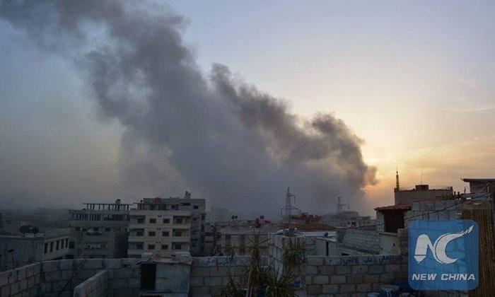 อิรักถล่มยับ ระเบิดรังไอเอสในซีเรีย สังหารผู้นำคนสำคัญ-นักรบ 36 ศพ