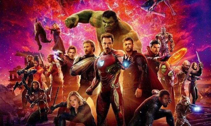 """เว็บโรงหนังเมเจอร์กระทบ! คนแห่จองตั๋วหนังดัง """"Avengers Infinity War"""""""