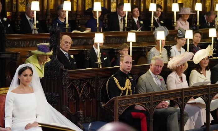 """ไขข้อข้องใจ ที่นั่งว่างในพิธีเสกสมรสของ """"เจ้าชายแฮร์รี่"""" ไม่ได้เว้นไว้เพื่อ """"เจ้าหญิงไดอานา"""""""