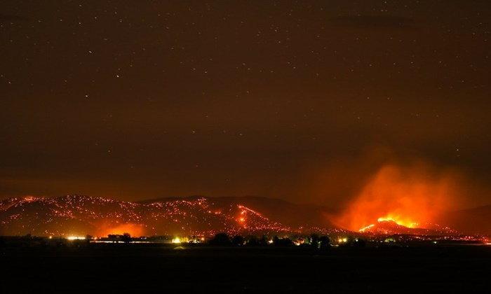 เด็กวัย 15 โดนสั่งจ่ายค่าปรับพันล้านบาท เพราะทำให้เกิดไฟป่าครั้งใหญ่