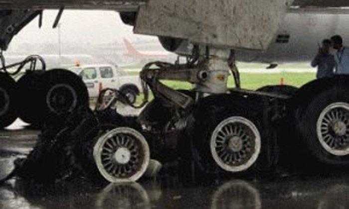 การบินไทยชี้แจง เที่ยวบิน TG321 ยางล้อแตกที่สนามบินบังกลาเทศ