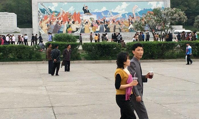 """""""โสมแดง"""" ห้ามนักท่องเที่ยวเข้าประเทศโดยไร้สาเหตุ จนถึงวันฉลองวันชาติ"""