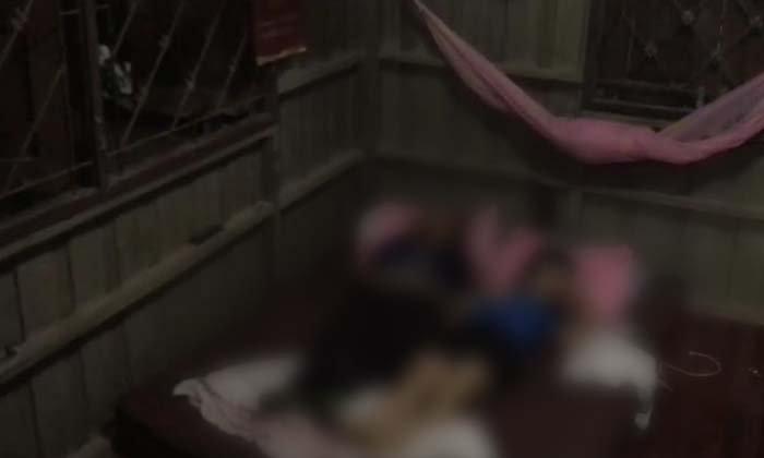 สามเส้า 3 ศพ! กิ๊กเก่าวัยดึกบุกยิงผัวเมีย ก่อนฆ่าตัวตายกลางหอพักมหาวิทยาลัย