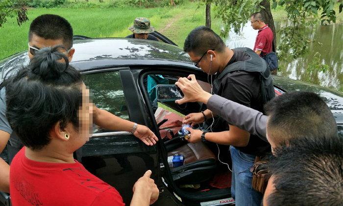 ยังไม่เข็ด-ตำรวจบัวใหญ่ สกัดจับเอเย่นต์ส่งยาบ้า หลังเคยโดนจับแล้วแต่มาก่อคดีซ้ำ