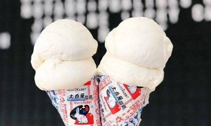 งานเข้า ไอศกรีมลูกอมกระต่ายขาวสุดฮิต ถูกสงสัยละเมิดทรัพย์สินทางปัญญา