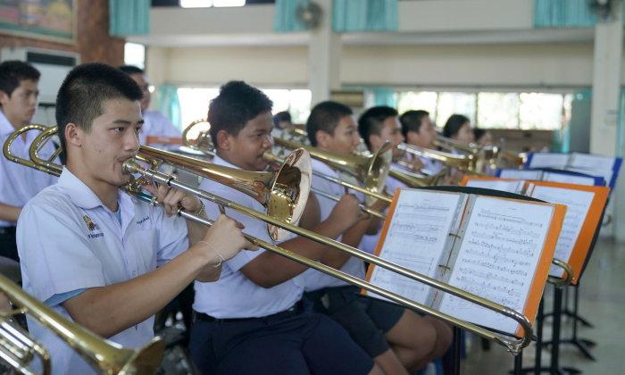 คิง เพาเวอร์เปิดศักยภาพทางดนตรีครั้งใหญ่ เฟ้นหาสุดยอดวงดุริยางค์เครื่องเป่านานาชาติแห่งประเทศไทย