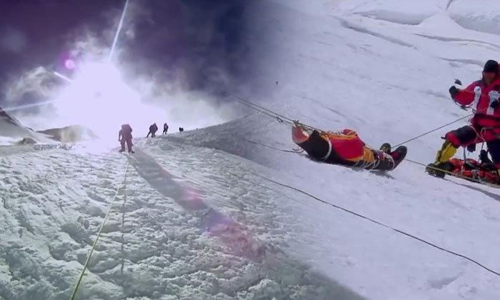 พบร่างนักปีนเขาเกือบ 300 ศพ หลังน้ำแข็งบนยอดเอเวอเรสต์ละลาย