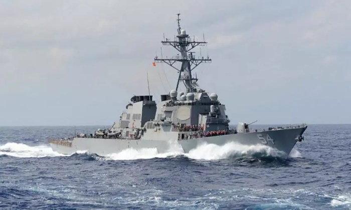 จีนติงสหรัฐฯ เลี่ยงทำลายสัมพันธ์ หลังส่งเรือรบผ่านช่องแคบไต้หวัน