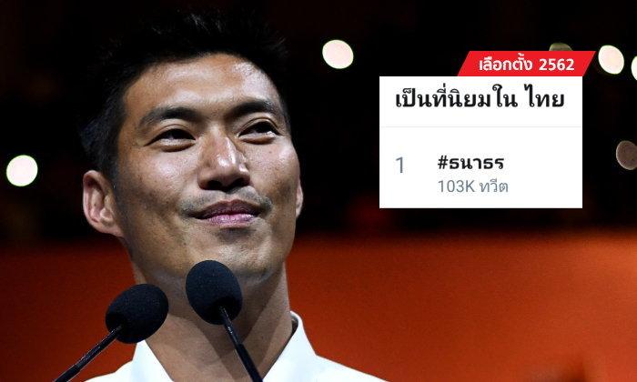 #ธนาธร ยึดอันดับ 1 ทวิตเตอร์อีก ชาวเน็ตสุดหมดหวังกับประเทศ หลัง กกต. แจ้งข้อหา