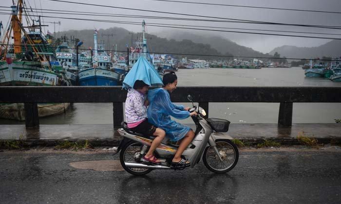 กรมอุตุฯ ประกาศเข้าสู่ฤดูฝนอย่างเป็นทางการ 20 พ.ค.เป็นต้นไป