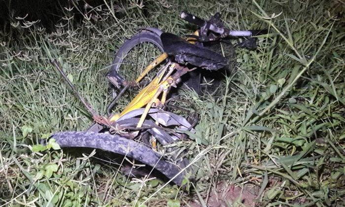 หนุ่มซิ่งกระบะ ชนลุงปั่นจักรยานดับ อ้างมองไม่เห็นเพราะถนนมืด
