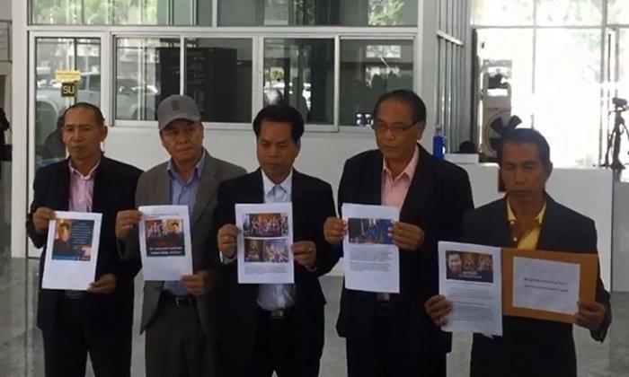 กลุ่มชาวพุทธฯ ออกโรง! ร้องเอาผิดนักศึกษา-อ.เฉลิมชัย ปมพระพุทธรูปอุลตร้าแมน
