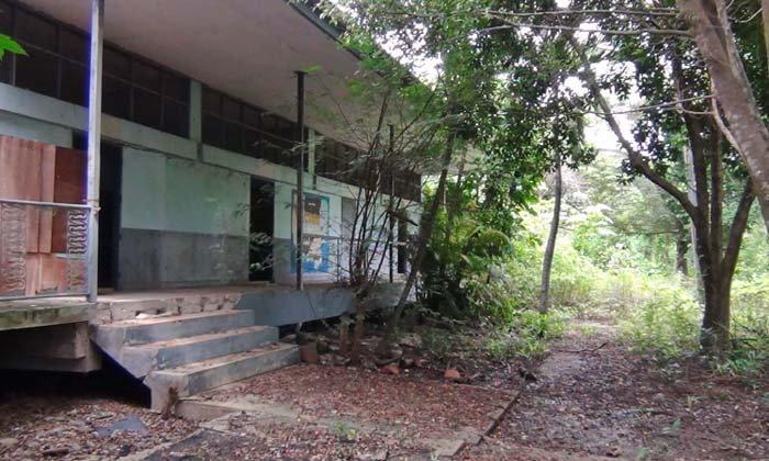 เปิดภาพโรงเรียนร้างกว่า 10 ปี เผยประวัติเศร้า เพราะเกิดเรื่องไม่ดีกับด.ญ.ป.4