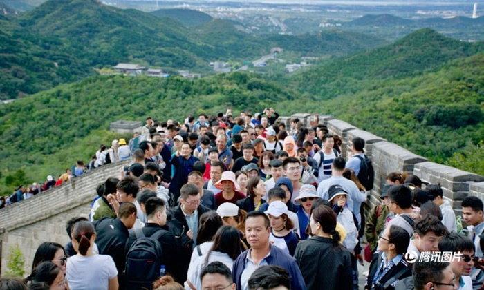 ชาวจีนแห่ท่องเที่ยวหยุดยาววันชาติ คาดเงินสะพัดมากกว่า 570 ล้านบาท