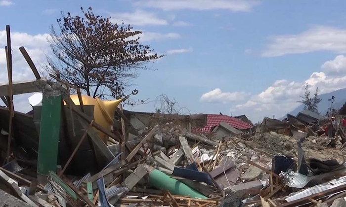 """แผ่นดินไหว 6.4 เกาะบาหลี เสียชีวิต 3 ราย """"บิ๊กตู่"""" เดินทางไปประชุมวันนี้"""