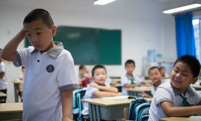จีนผุดไอเดีย ส่งเด็กเข้าค่ายเสริมความเป็นชายชาตรี