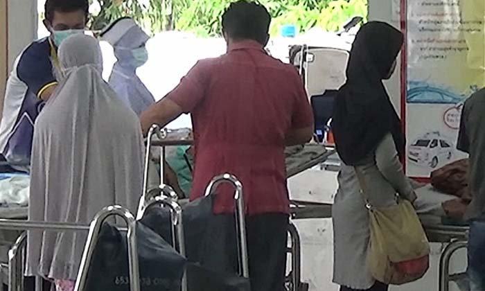 หัดระบาดหนัก! ยะลา-ปัตตานี ปีนี้เสียชีวิตนับ 10 ราย ชายแดนใต้พบผู้ป่วยกว่าพันคน