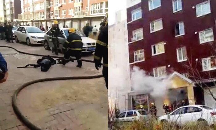 รถจักรยานไฟฟ้าระเบิด แม่ปกป้องลูกจนตัวตาย หนูน้อยเจ็บหนักสิ้นใจตาม
