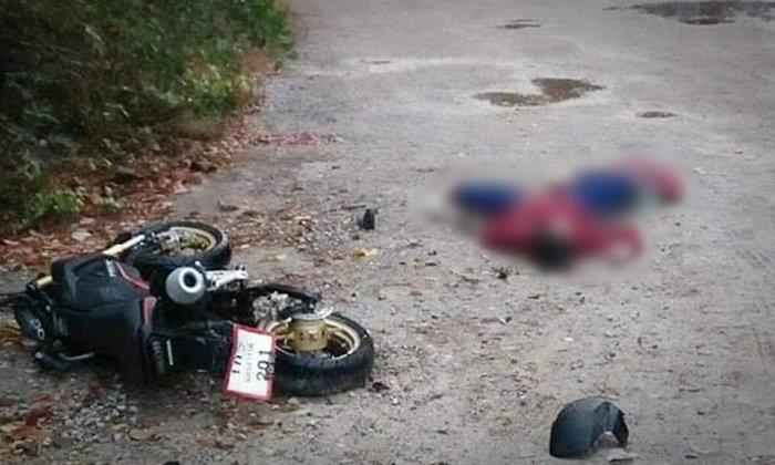 รถล้มตายคู่ก่อนผูกแขนวิวาห์ โซเชียลแคลงใจ-ญาติสงสัย เชื่อเป็นฆาตกรรม