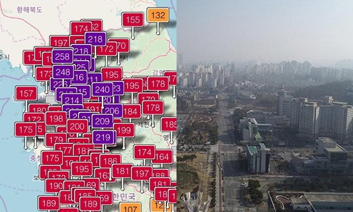 """ส่อง """"เกาหลีใต้"""" จัดการฝุ่น เมื่อ PM 2.5 เกินขีด รัฐบาล-ท้องถิ่นขยับ! หวั่นคน """"ปอดพัง"""""""