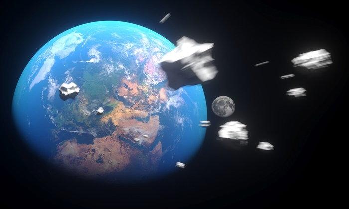 นักวิทย์ฯ รัสเซียเป็นห่วง ดาวเคราะห์น้อยอาจชนโลกในอีกไม่ถึง 50 ปี