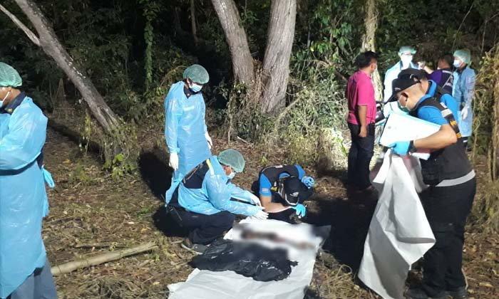 ฆ่าหั่นศพสยอง! หมาคาบถุงออกมาจากป่า เปิดเจอชิ้นส่วนมนุษย์-ยังหาศีรษะไม่เจอ