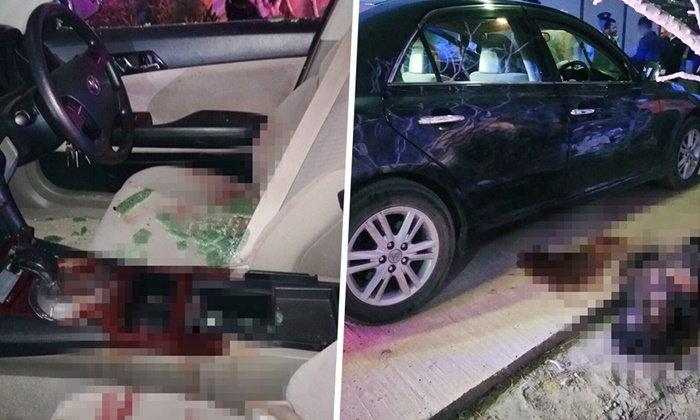 สั่งตายหนุ่มไทยนักร้องผับดังท่าขี้เหล็ก กระหน่ำยิงดับปริศนาคาลานจอดรถ