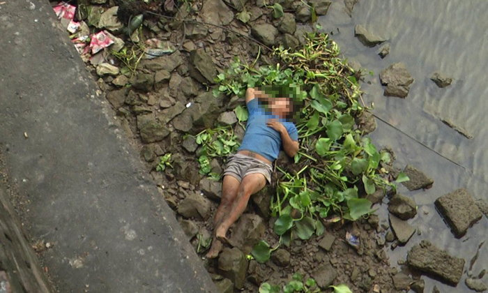 หนุ่มเมาจัดพลัดตกจากแนวเขื่อนริมน้ำป่าสัก สูงกว่า 10 เมตร เจ็บสาหัส