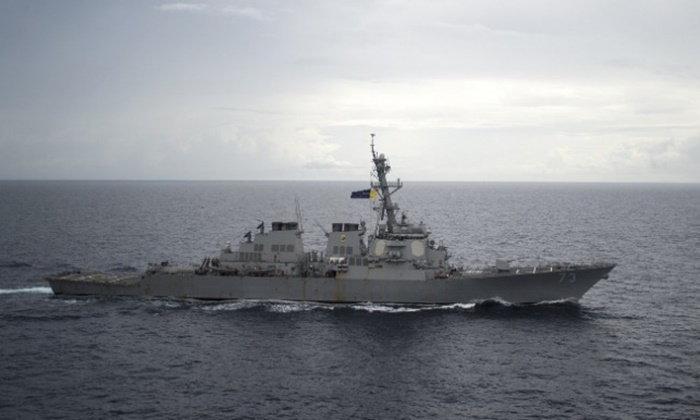 จีนยัวะ จวกสหรัฐฯ ก่อปัญหา ส่งเรือพิฆาตเลียบเกาะพิพาท