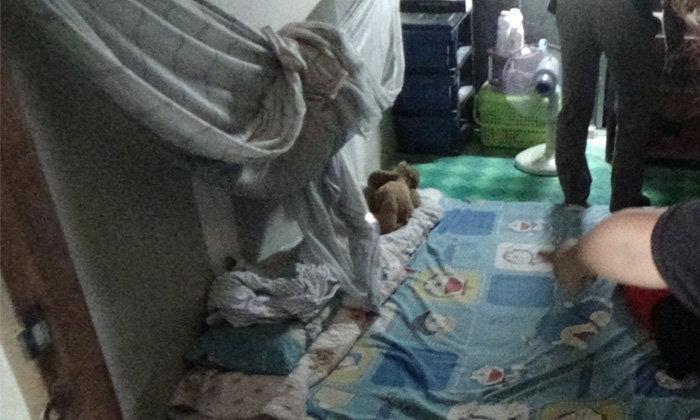 สาวสะดุ้งตื่น! เพื่อนซี้ผัวย่องเข้าห้องนอนหวังขืนใจ ต้องคลานหนีเอาชีวิตรอด