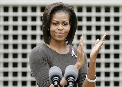 มิเชล โอบามา คว้ารางวัลผู้หญิงแห่งปี
