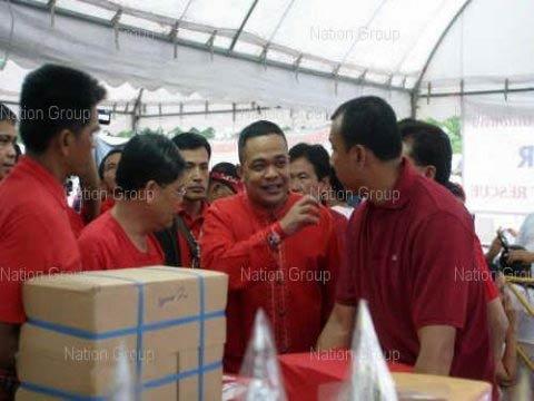 จตุพร ห้ามคนเสื้อแดงข้ามไปศาลฏีกา