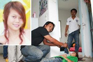 โทรคุยหนุ่มต่อหน้า แทงฆ่าเมียสาว พรุน11รู จนมุมตร. รับพิษหึง ห้ามไม่ฟัง