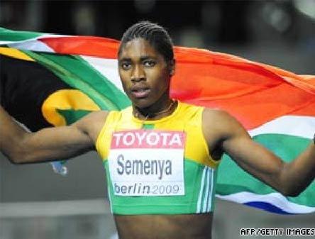 วงการกรีฑาสั่งพิสูจน์เพศ แชมป์กรีฑาหญิงโลกแอฟริกา อาจโกง