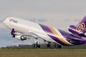 การบินไทย แจงเบรกเครื่องบินขัดข้อง หลังผู้โดยสารลุ้นตัวเกร็ง