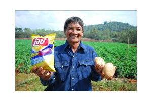 กี่ แซ่ม้า เกษตรกร ผู้ฝ่าวิกฤตเป็นโอกาส หนึ่งในความภูมิใจของ เลย์