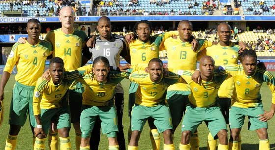 แอฟริกาใต้ประกาศ23แข้งบอลโลก-เบนนี่หลุด