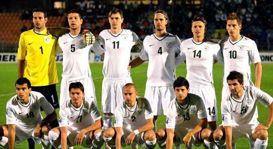 โคเรน-โนวาโควิชนำ23สโลวีเนียเตะบอลโลก