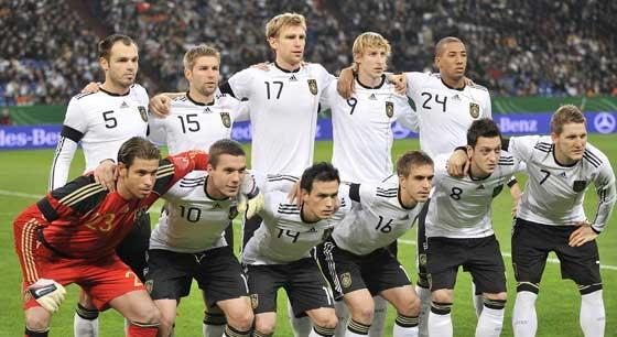 เยอรมันเผย23แข้งตัดเบ็คคนเดียว