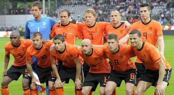 ฮอลแลนด์ถลุงฮังการี6-1บอลอุ่นเครื่อง