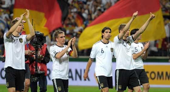 แดร์ไกเซอร์ไม่หวังเยอรมันคว้าแชมป์โลก