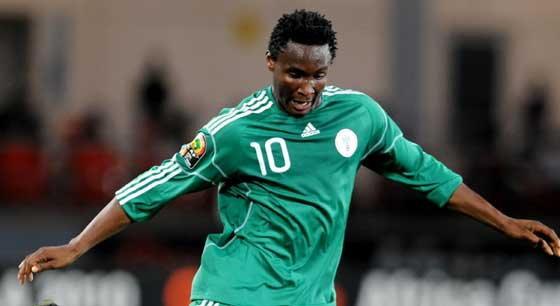 มิเกลถอนตัวทีมชาติไนจีเรียเหตุเจ็บเข่า